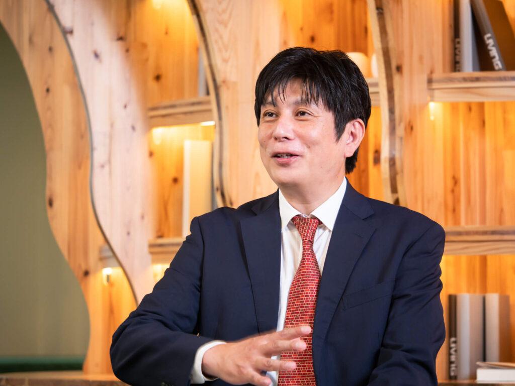 株式会社農業総合研究所 代表取締役会⻑/CEO 及川 智正(おいかわ・ともまさ)さん